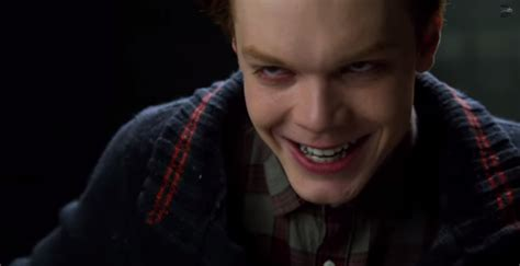 actor joker in gotham was that really the joker we saw in the promo for tonight