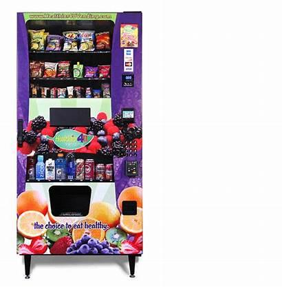 Machine Vending Combo Healthier H4u Healthy 4u