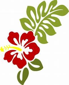 Hibiscus Clipped Art Clip Art at Clker.com - vector clip ...