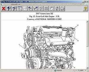 2007 Aura  3 5l