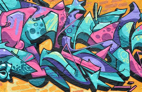 complex graffiti wall mural muralswallpapercouk