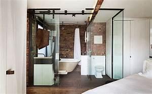 Bad Industrial Style : 10 fantastiska badrum i industriell stil ~ Sanjose-hotels-ca.com Haus und Dekorationen