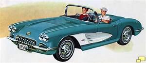1958 Chevrolet Corvette Specs And Options