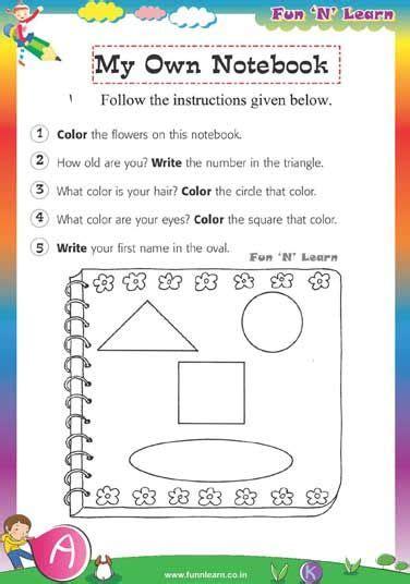lkg preschool activities lkg worksheet lkg worksheets