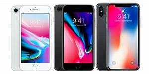 Apple iPhone 8, iPhone 8 Plus and iPhone X India price ...