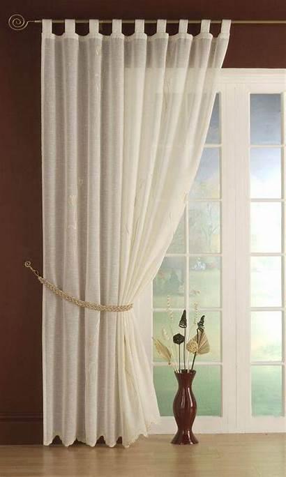 Cream Linen Panel Tulip Curtains Curtain Netcurtain2curtains