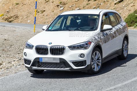 Upcoming Bmw X1 Xdrive25e Spotted In Spain