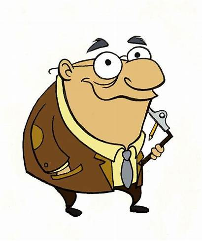 Professor Clipart Faber Science Character Clip College