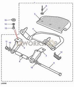 Rear Folding Step