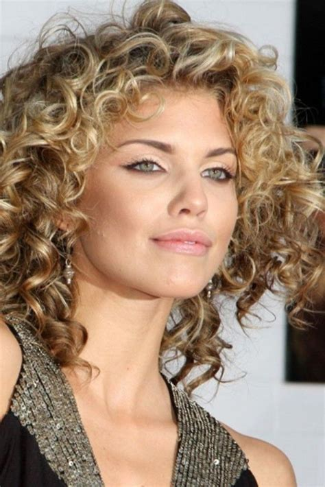 15 Ideas Of Short Fine Curly Hairstyles