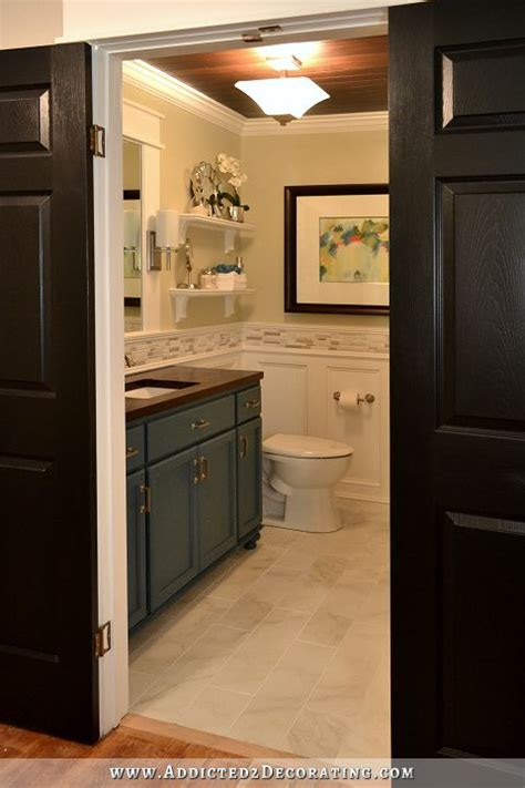 painting ideas for kitchen diy bathroom remodel before after