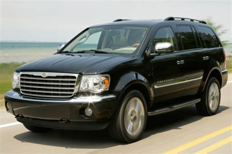 Chrysler Suv Models List by Used 2007 Chrysler Aspen For Sale Pricing Features