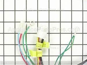 Frigidaire 242019701 Harness-wiring