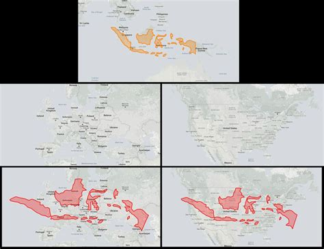 fill   map mapsontheweb  real size  indonesia