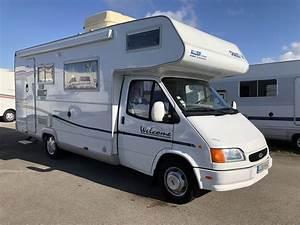 Camping Car Ford Transit Occasion : chausson welcome 30 occasion de 2000 ford camping car en vente berck sur mer pas de ~ Medecine-chirurgie-esthetiques.com Avis de Voitures