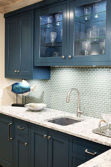 image result  sherwin williams labradorite blue kitchen