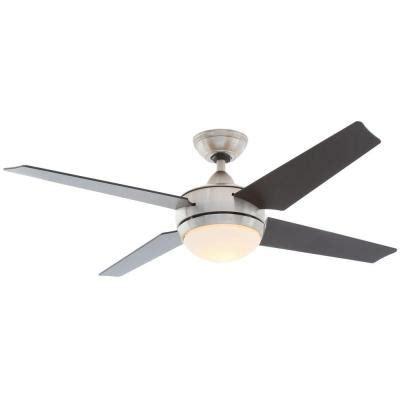 hunter sonic 52 in brushed nickel ceiling fan