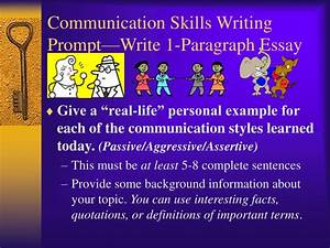 Essay about communication homework help owl creative writing prompts scary story creative writing ice cream man