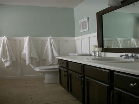 bathroom ideas with wainscoting bathroom wainscot home bathrooms ideas