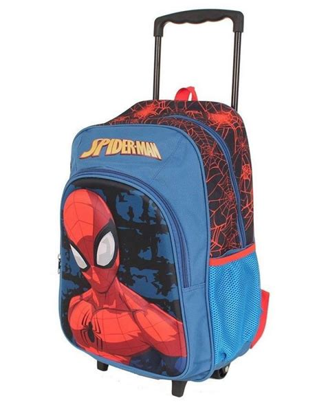 Trolley Backpack Cabin Luggage by Marvel 17 Quot Backpack 2 Wheel Trolley Cabin