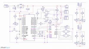 Edge Avoiding Robot Using 8051 Microcontroller