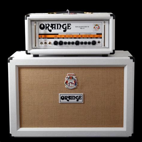 Orange Cabinet by Buy Orange Ppc212 2x12 Quot Speaker Cabinet In White Limited