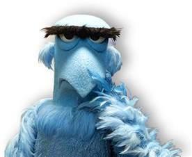Sam Eagle Muppet