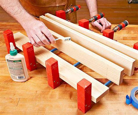 tips  hassle  glue ups wood magazine