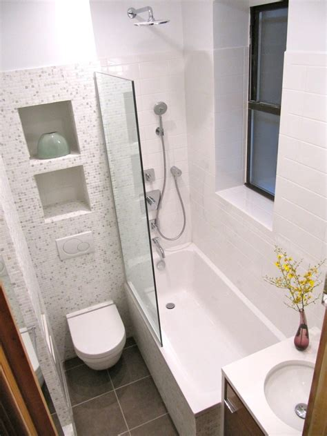 Tub Ideas For Small Bathrooms - functional bathrooms ideas for small bathrooms