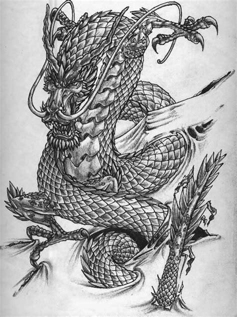 Dragon tattoo photo gallery