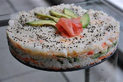 sushi cake ideas  pinterest boyfriend cake
