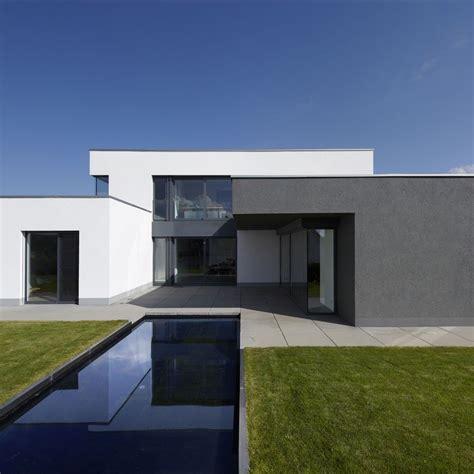 Moderne Häuser Cube by Haus W Fachwerk4 Architekten Bda Haus