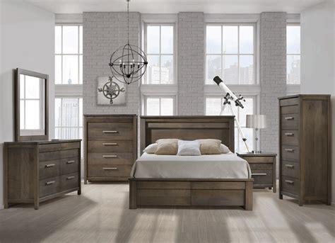 chambre a coucher mobilier de fabricant de meubles québécois mobilier de chambre à