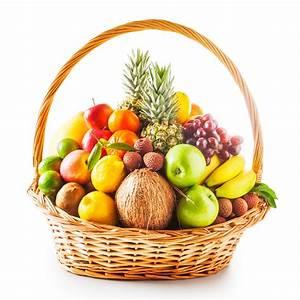 Fruit, Basket, Large