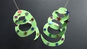 Tannenbaum Basteln Papier Vorlage : spiralen tannenbaum basteln youtube ~ Orissabook.com Haus und Dekorationen