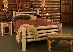 15 chambres de caractere a laide dun lit rustique With meubles de montagne en bois 12 une decoration style montagne associee au style exotique