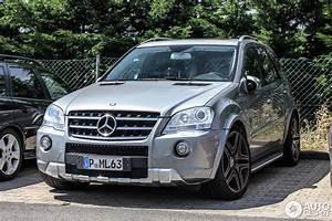 Mercedes Ml W164 Zubehör : mercedes benz ml 63 amg w164 2009 4 july 2014 autogespot ~ Jslefanu.com Haus und Dekorationen