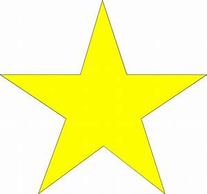 Free Gold Star Cliparts - The Cliparts