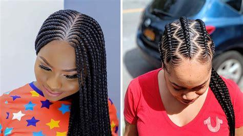 african braids hairstyles hairstyles    awesomelatest ankara styles