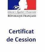 Ou Envoyer Certificat De Cession Véhicule : t l chager imprimer certificat de cession scooter moto ~ Gottalentnigeria.com Avis de Voitures