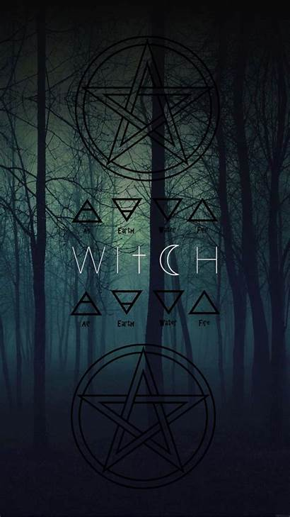Aesthetic Witchy Witch Wicca Wallpapers Wallpaperaccess