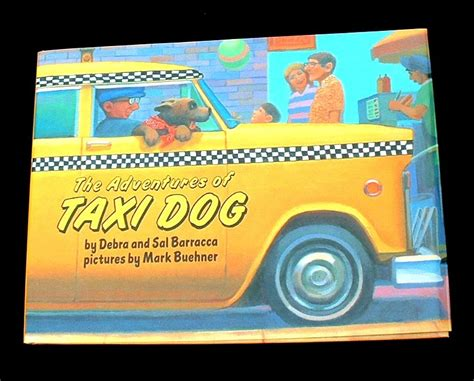 The Adventures Of Taxi Dog A Dog Books Book Old
