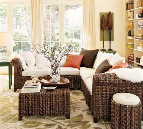 ideas  modern interior decorating  rattan