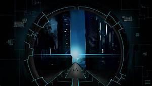Digital, Art, Cgi, Lines, Futuristic, Road, Spaceship