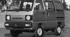 Wiring Diagram Suzuki Carry 1000