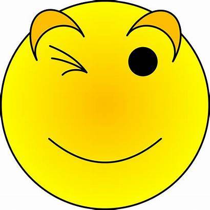 Smiley Wink Face Smileys Emoticon Clip Faces