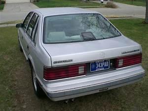 1986 Chrysler Lebaron Gts