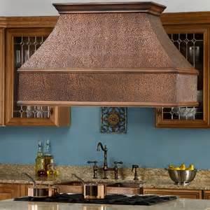range in kitchen island 48 quot tuscan series copper island range kitchen