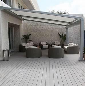 Textiles terrassendach der flexible alleskonner aus stoff for Flexible terrassenüberdachung