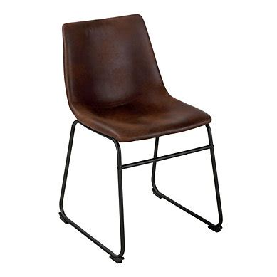chaise abeille but beautiful romane chaise marron vintage with chaise bistrot but